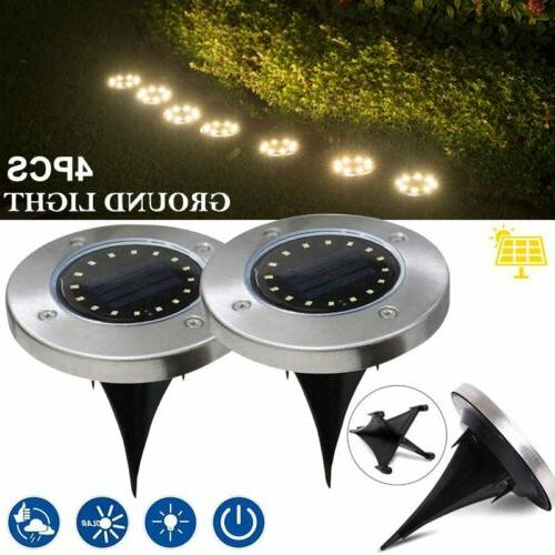 16LED Power Buried Light Under Outdoor Way Decking