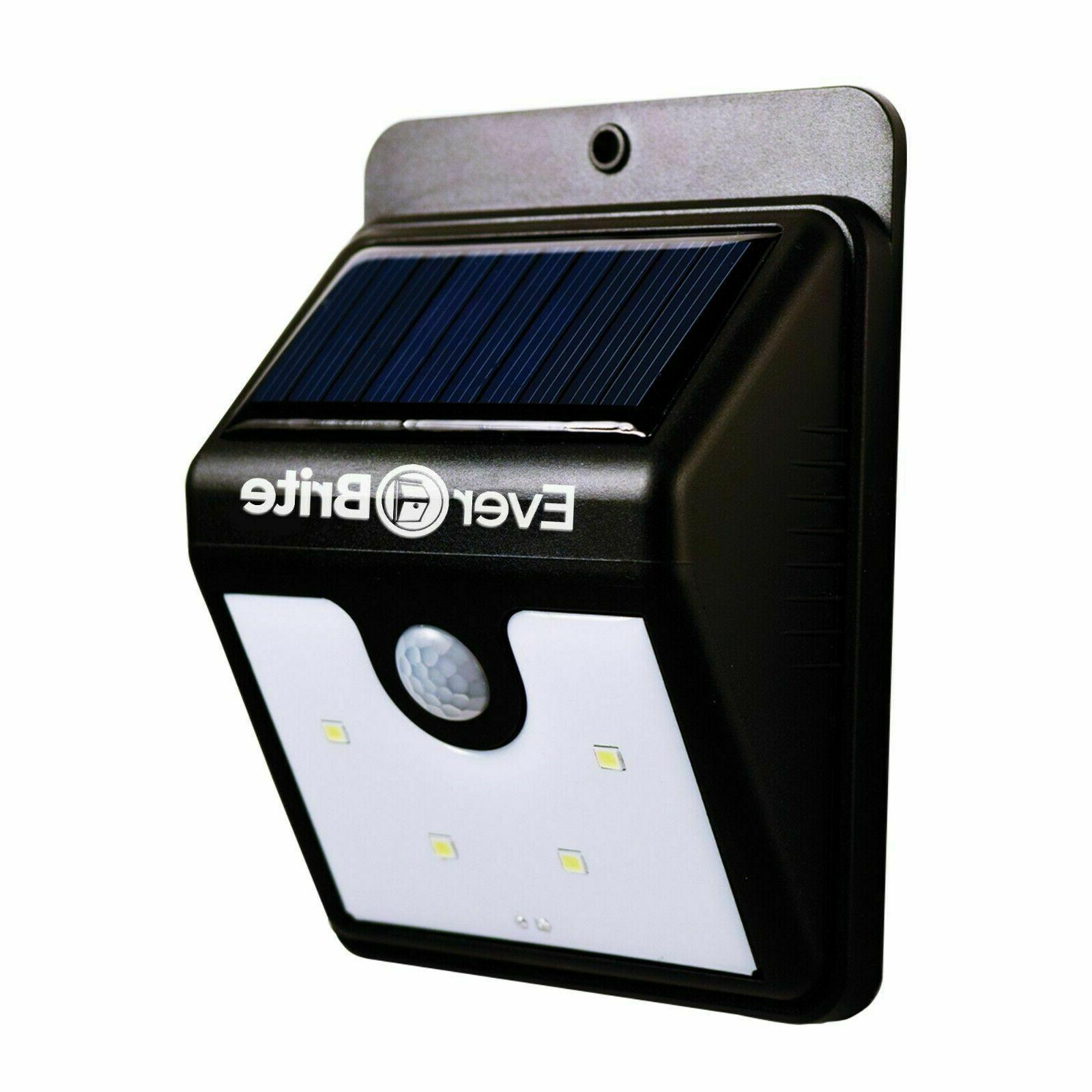 Ever Powered motion Led Outdoor Light ON