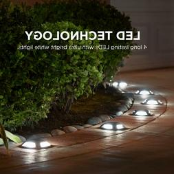 Home Zone Security Landscape Garden Lights for Deck,Driveway